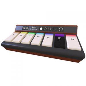 Modulia Studio - Scale Keyboard module